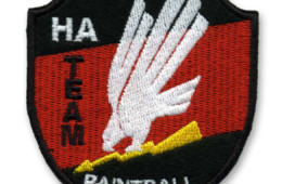 Ha Paintball Team Patch